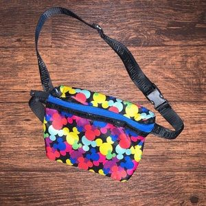 Disney   Mickey Mouse Fanny Pack